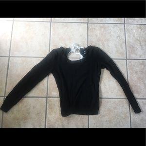 Classy Black Sweater